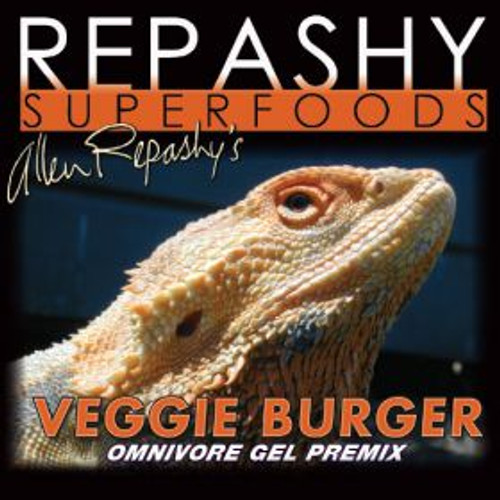 Repashy Veggie Burger 3oz. Jar