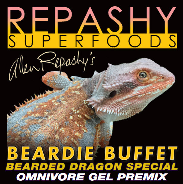 Repashy  Beardie Buffet