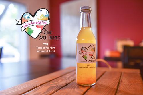 TMI - Tangerine Mint Vinegar, 8oz