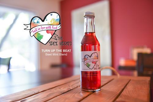 Turn up the Beet - Beet Mint Vinegar, 8oz