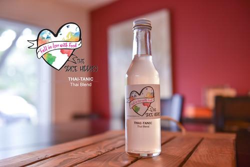 Thai-Tanic - Thai Spice Infused Vinegar, 8oz