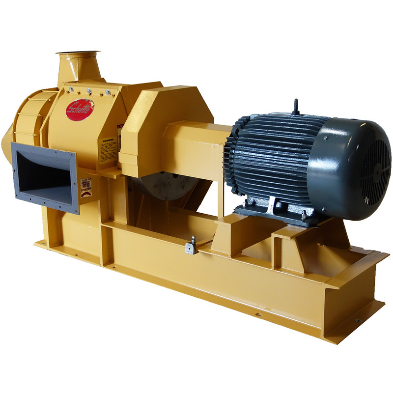 Schutte Buffalo Hammermill Features Built-in Blower, 2391A