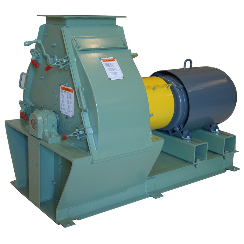 CPM Champion Hammermill with 100HP Motor, 2398