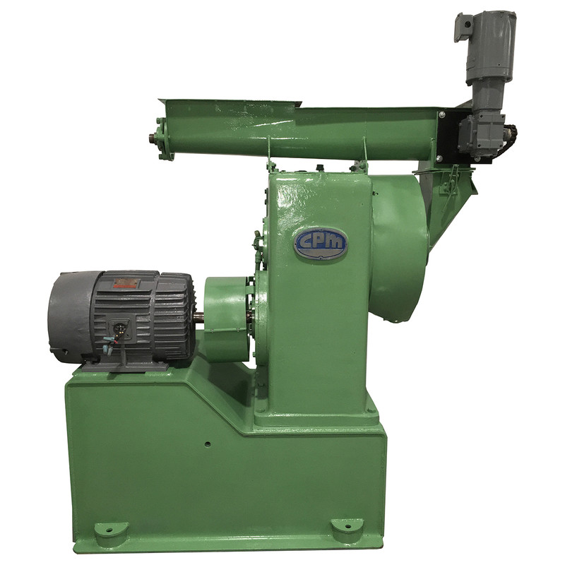 Used CPM Master Pellet Mill, 2552