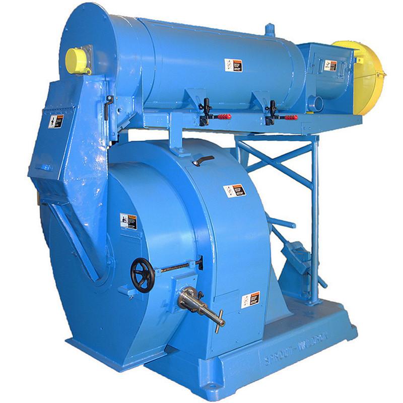 Serviced 501H Pellet Mill, RE2-501D