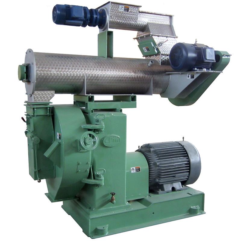 Rebuilt CPM Century 100HP Pellet Mill, RM0004