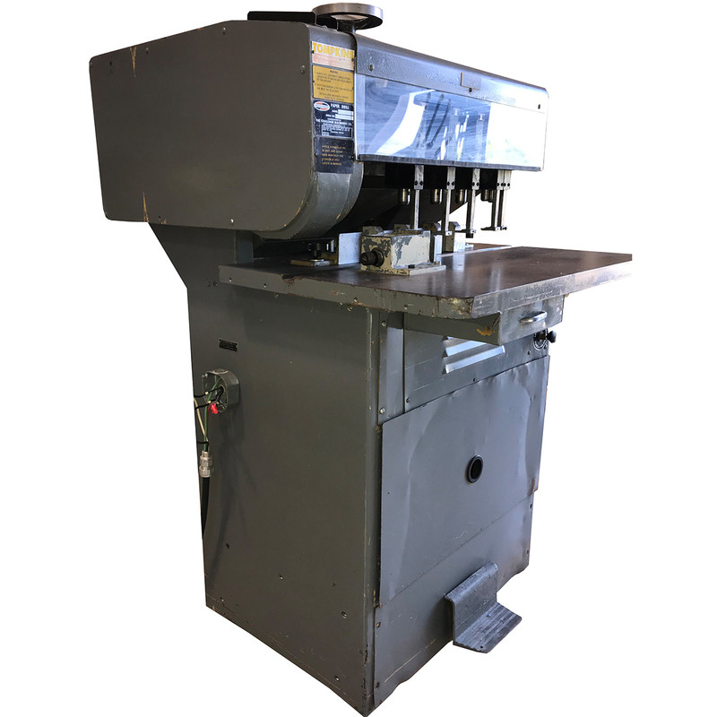 Challenge Machinery Holl Driller, 2535
