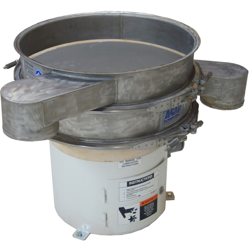 Stainless Sweco Circular Screener Model ZS24S44P3 Sifter, 2598