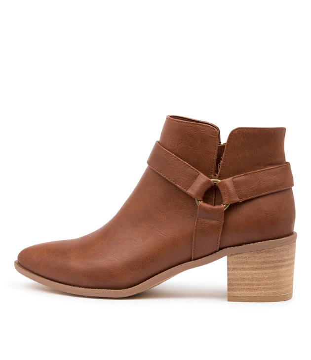 HAYLEY WHISKY BOOTS