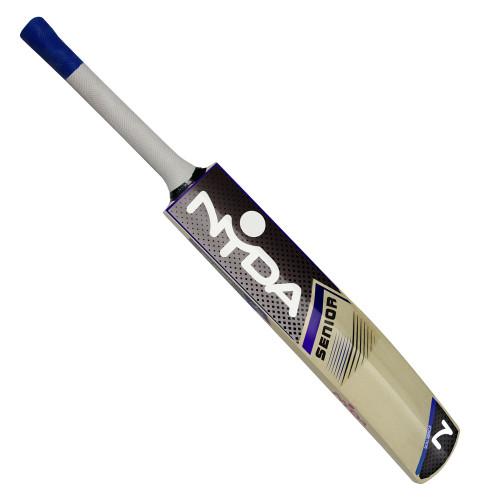 NYDA Skill Kashmir Willow Cricket Bat - Senior