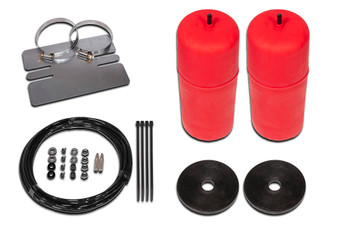 Airbag, Red, 2 INCH RAISED. Fits Isuzu MUX 2011 on