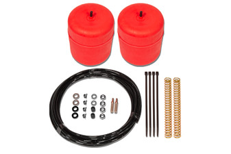 Airbag, Red, STANDARD HEIGHT. Fits Jeep Wrangler TJ 1996 - 2000, Jeep Wrangler TJ 2001 - 2006