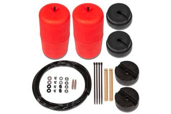 Airbag, Red, 2 INCH RAISED (LWB). Fits Nissan Patrol GU Series 1, 2, 3, 4, Y61