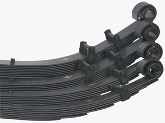 Leaf Spring, 2 INCH Lift, Extra Heavy Duty. Fits Holden Colorado 2011 - 2016
