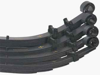 Leaf Spring, 2 INCH Lift, Light Duty. Fits Holden Colorado 2011 on