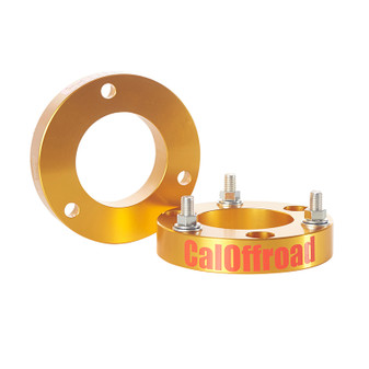 Front Strut Spacer Levelling Kit, 25mm Spacer, 50mm to 55mm Lift. Fits Nissan Navara D40 2005 - 2015