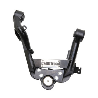 Upper Control Arm Kit. Fits Holden Colorado 2016 on, view from top