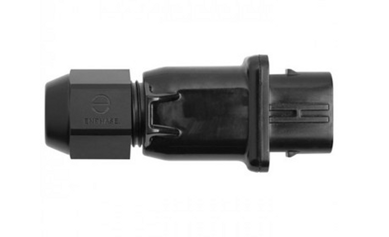 Enphase FEMALE FIELD-WIREABLE CONNECTOR - Q-CONN-10F (bag of 10)