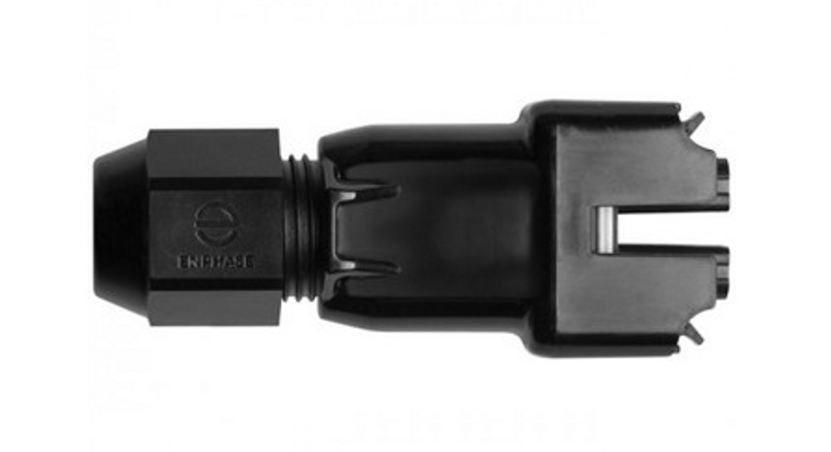 Enphase MALE FIELD-WIREABLE ..CONNECTOR - Q-CONN-10M  (bag of 10)