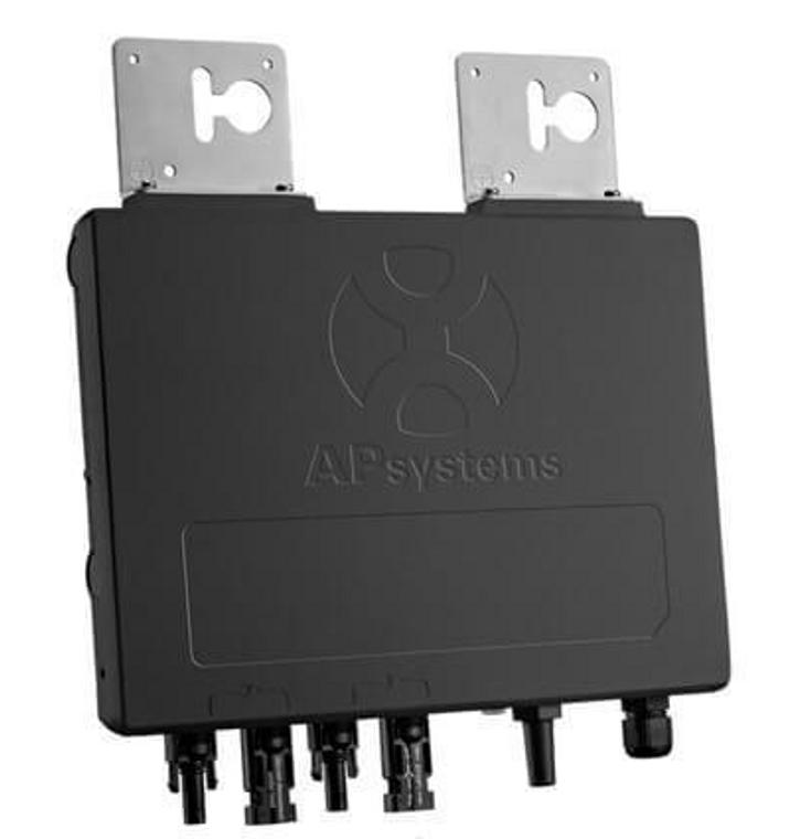 APsystems YC600 Microinverter single ph, 110V AC-60Hz, 548W cont, 600 peak