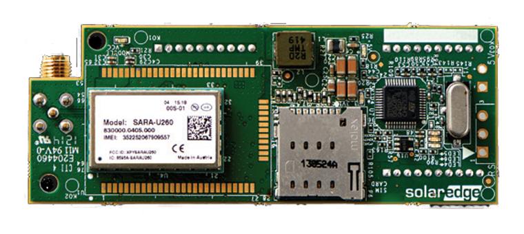Solaredge GSM MODEM W/ SIM 12 YR