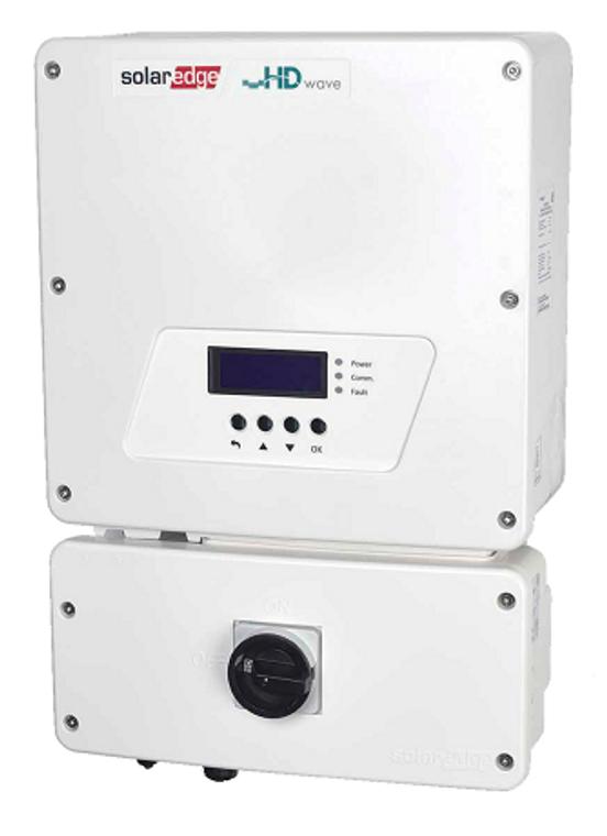 SolarEdge SE10000H-US 10 KW Grid Tied Inverter