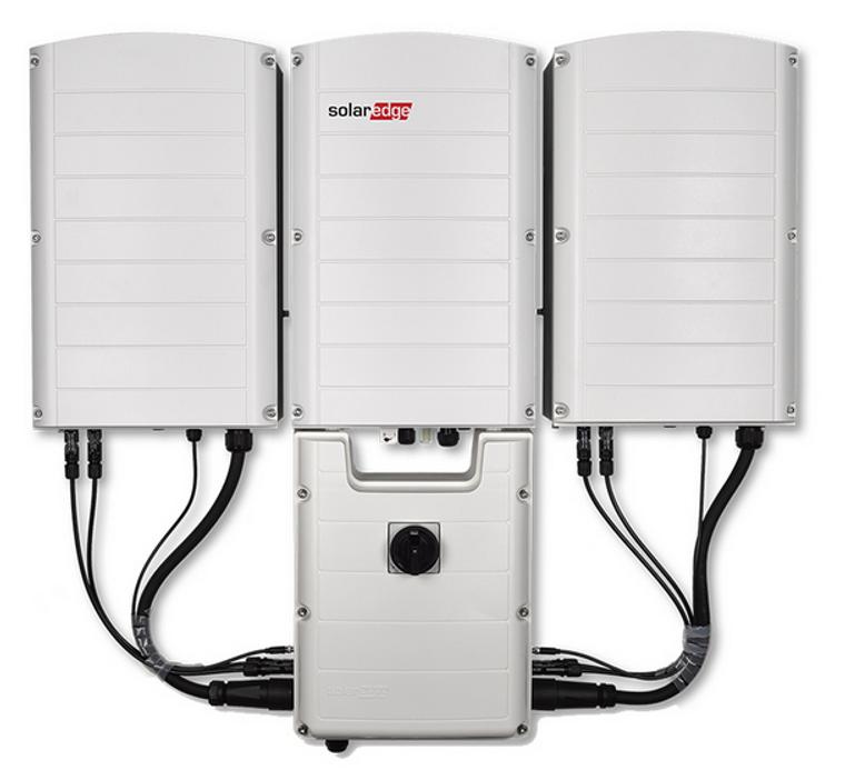 SolarEdge SE100KUS Grid-tie Primary Inverter - SE100K-USRP0BNU4
