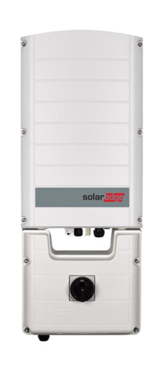 SolarEdge SE14.4kUS Grid-tie Inverter 208VAC 60Hz - SE14.4KUSR28BNU4
