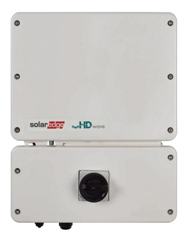 SolarEdge HD Wave SE3000H-US 3KW Grid Tied Inverter