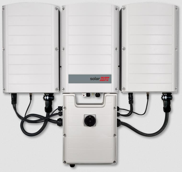 SolarEdge SE43.2KUS Grid-tie Primary Inverter - SE43.2K-USRP0BNU4