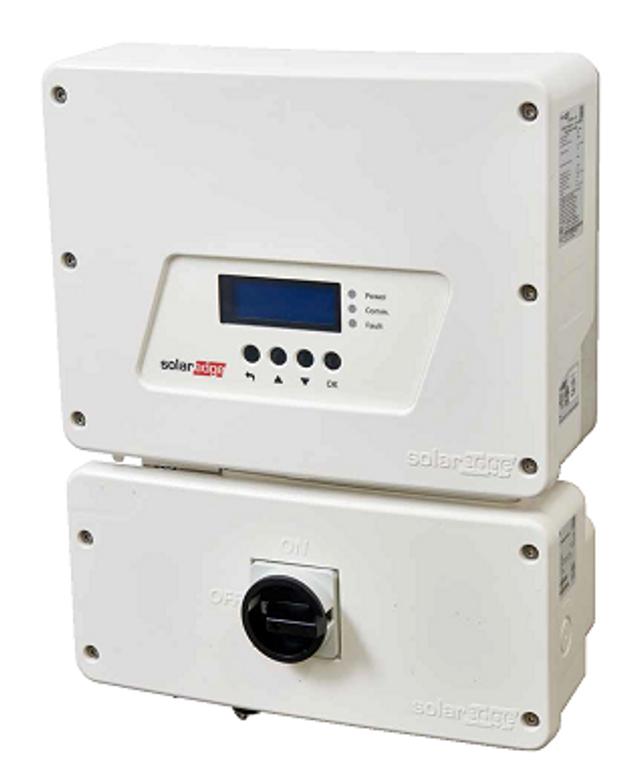 SolarEdge HD Wave SE5000H-US 5KW Grid Tied Inverter