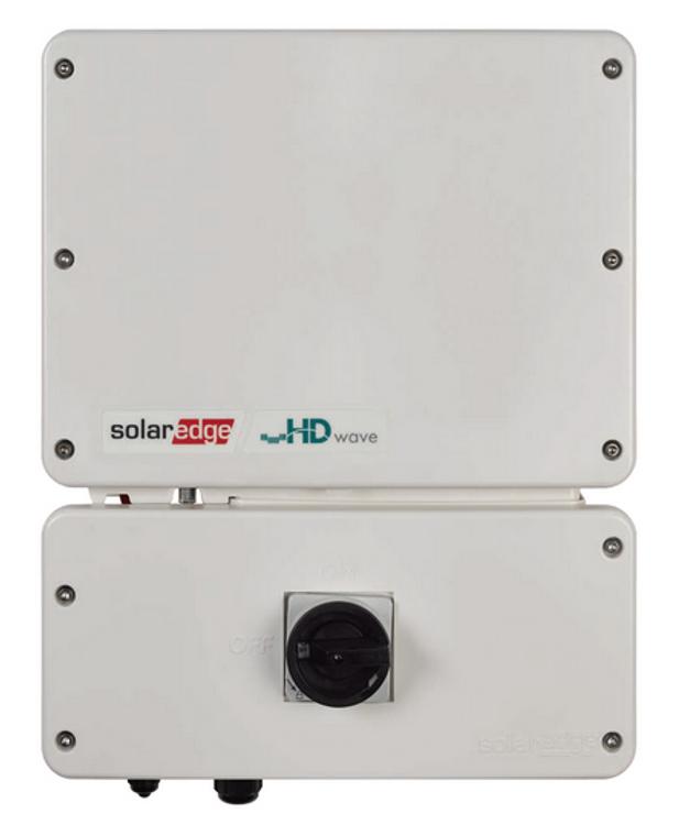 SolarEdge HD Wave SE6000H-US 6KW Grid Tied Inverter