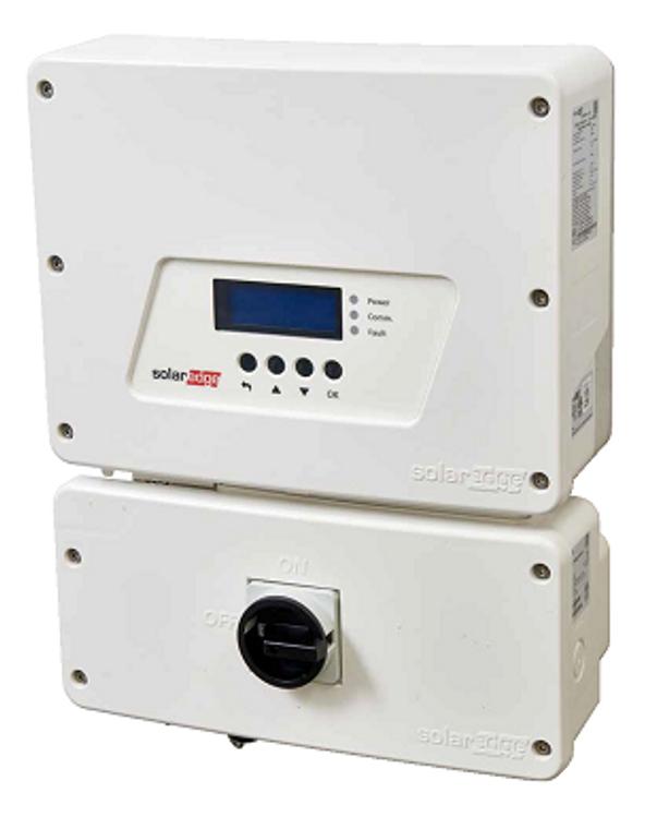 SolarEdge SE7600H-US 7600 W Grid Tied Inverter