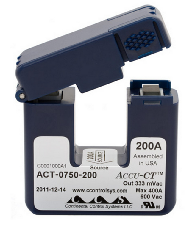 Solaredge SEACT0750-200NA-20 - 200 Amp Current Transformer (CT)