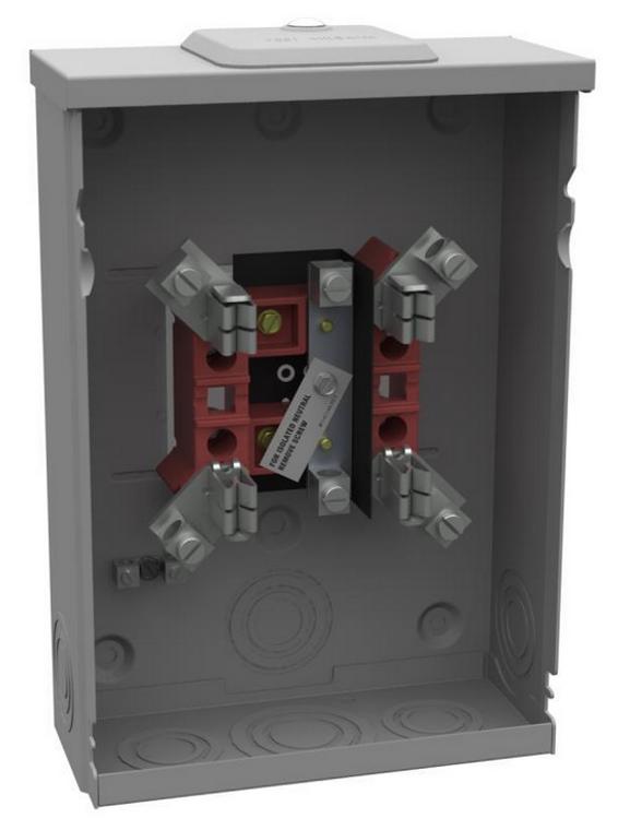 Milbank U5929XL 100A Meter Socket