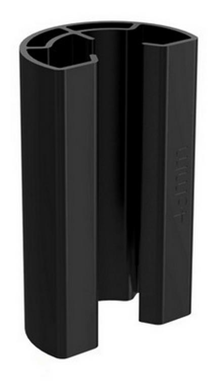 Ironridge UFO-STP-40MM-B1 UFO Stopper Sleeve 40mm Black