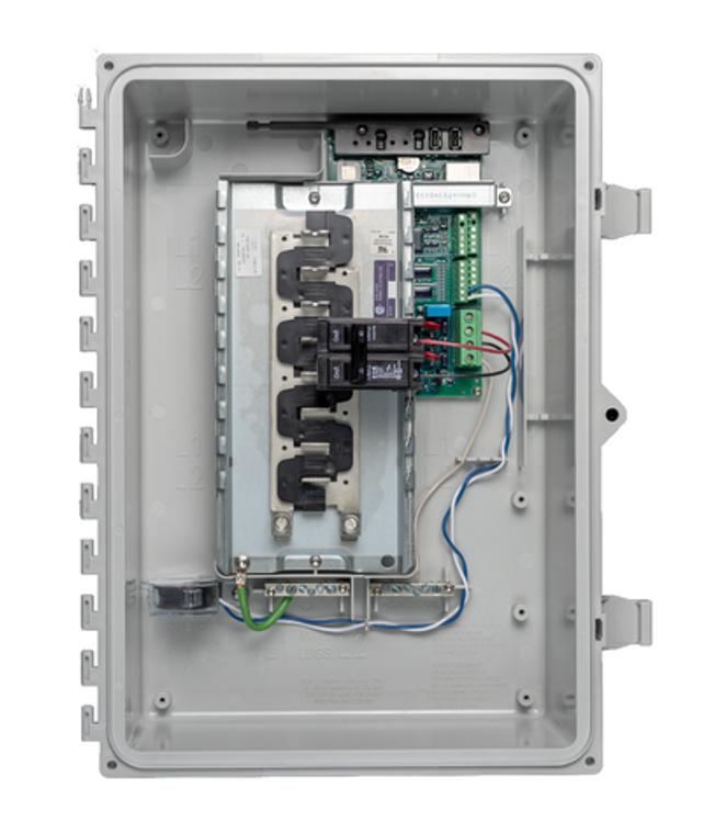 Enphase IQ AC Combiner Box with IQ Envoy X-IQ-AM1-240-3-M