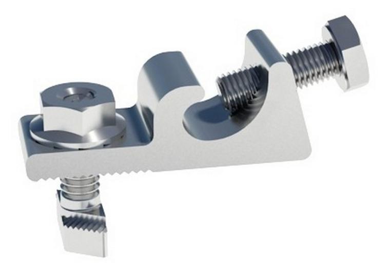 IronRidge - Low Profile Grounding Lug XR-LUG-03-A1