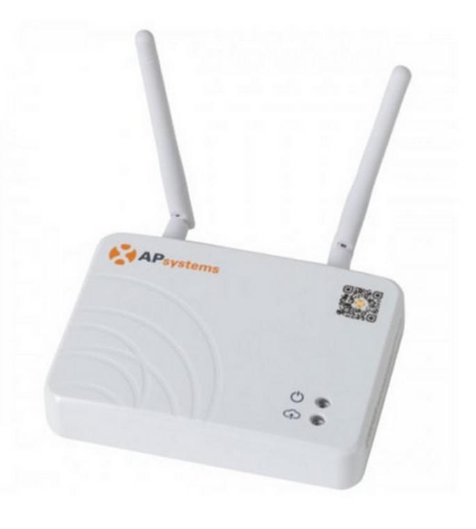 APsystems YC-ECU-R Energy Communication Unit (ECU), Zigbee comm, WiFi, no CTs, no RGM