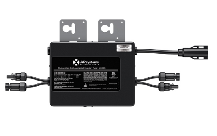 APsystems YC500i Dual Microinverter with EnergyMax