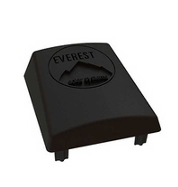 Everest End Cap Black CR48 - 1004768