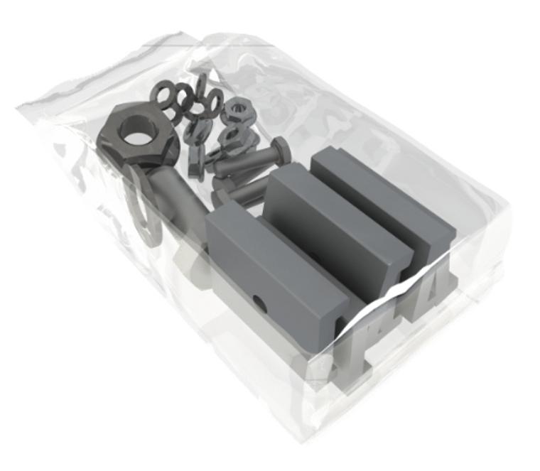 Unirac - GFT Hardware Kit