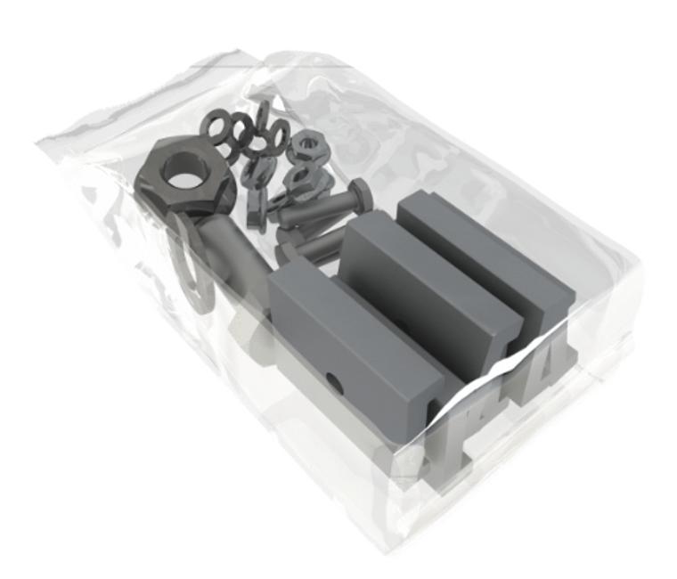 Unirac - GFTSR Hardware Kit