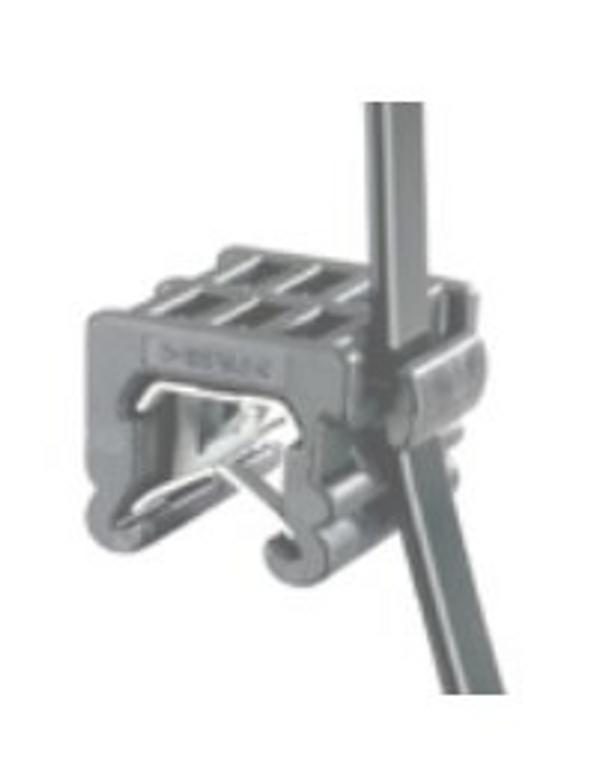 Aerocompact - Cable tie including clip function