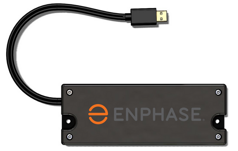 Enphase - COMMS-KIT-01 - Communications between Encharge storage and Enpower Smart Switch - Install at IQ Envoy
