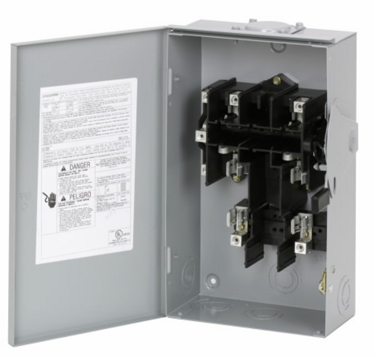 Eaton DG222NRB 60A Fused Disconnect