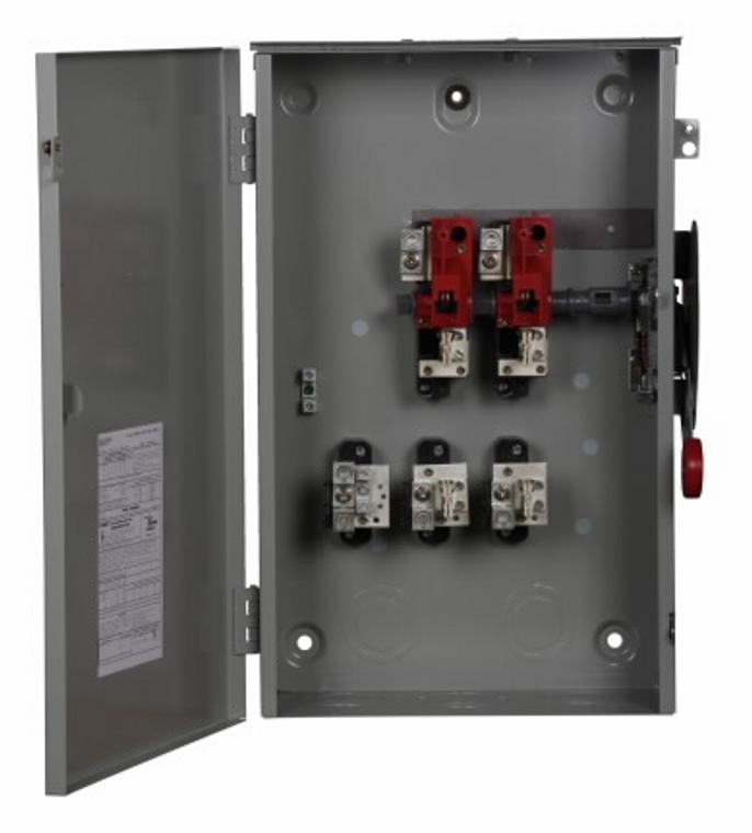 Eaton DG224NRK 200 Amp 240V Fuse AC Disconnect