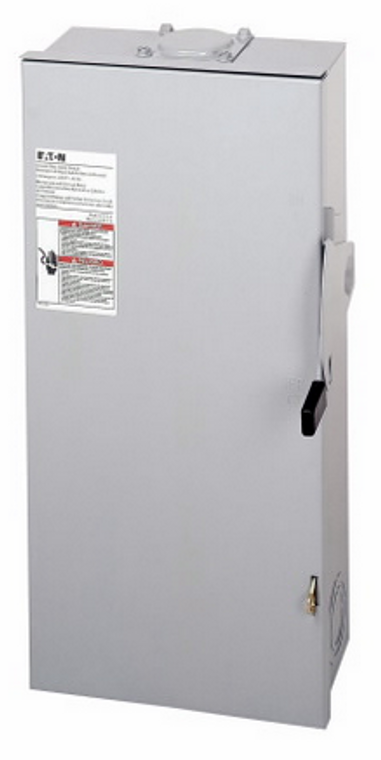 Eaton Cutler Hammer - DG323NRB 100A Fused AC Disconnect