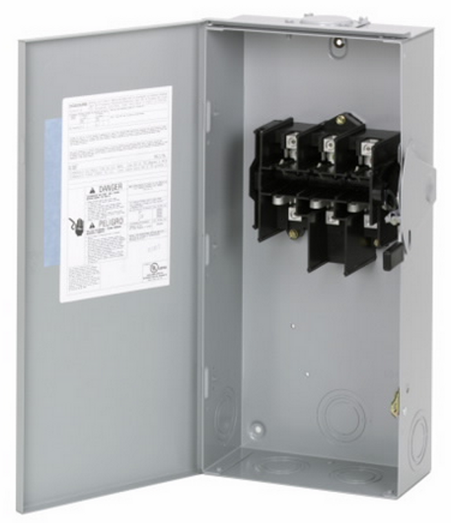 Eaton Cutler Hammer - DG323URB 100A Non Fused AC Disconnect