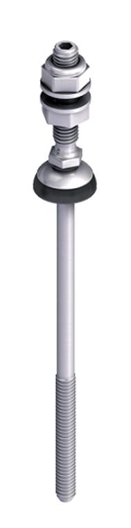"""EJOT JZ3-SB-8.0 x 80/50 FZD 5.3"""" Metal Roof Solar Fastner for Metal"""